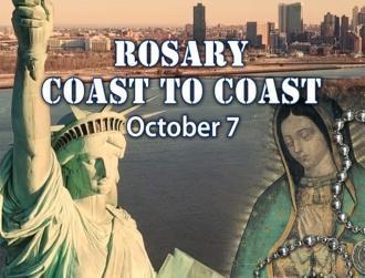 Estados Unidos: Rosário de costa a costa