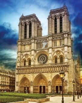 Dr. Plinio comenta: Notre Dame – VÍDEO