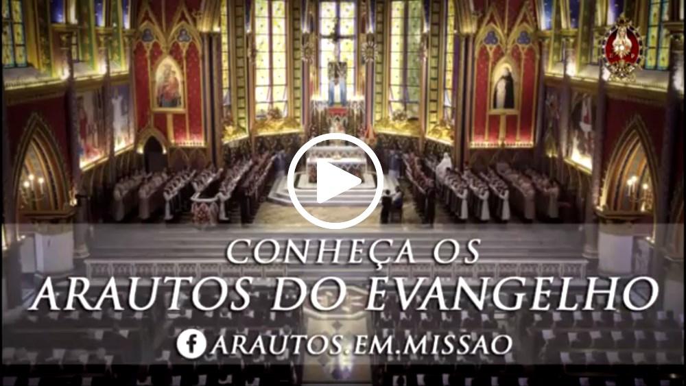 Conheça os Arautos do Evangelho – VÍDEO