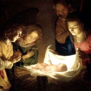 Um presente para o Menino Jesus