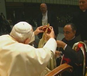 """""""Sede mensageiros do Evangelho por intercessão do Imaculado Coração de Maria"""""""